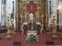 Besamano Nuestra Señora de los Dolores. 2014