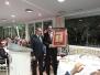 Cena Homenaje a Nuestro hermano mayor saliente D. Miguel Genebat Salcedo