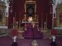 Via Crucis y Besapiés Stmo Cristo de las Misericordias