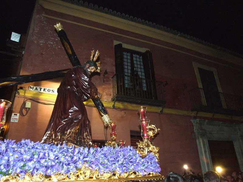 Via Crucis Hermandades 2012