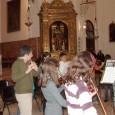 El próximo martes 12 se celebrará un año más el concierto de Navidad, tras la Misa de 20:00; dicho concierto será ofrecido por los alumnos del Conservatorio de Música Elemental de Triana.