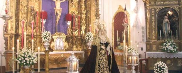 Jueves 8 de diciembre, durante todo el día (10´30 a 20´00 horas) y en nuestra Parroquia de Santa Cruz, Solemne […]