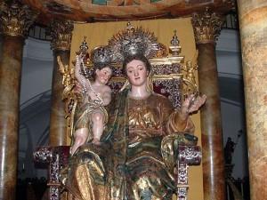 Ntra. Sra. de la Paz Hermandad de Santa Cruz