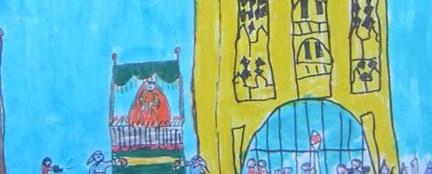 Continuando con las pasadas ediciones, la Hermandad de Santa Cruz convoca el 6º Concurso de dibujo infantil con las siguientes bases: