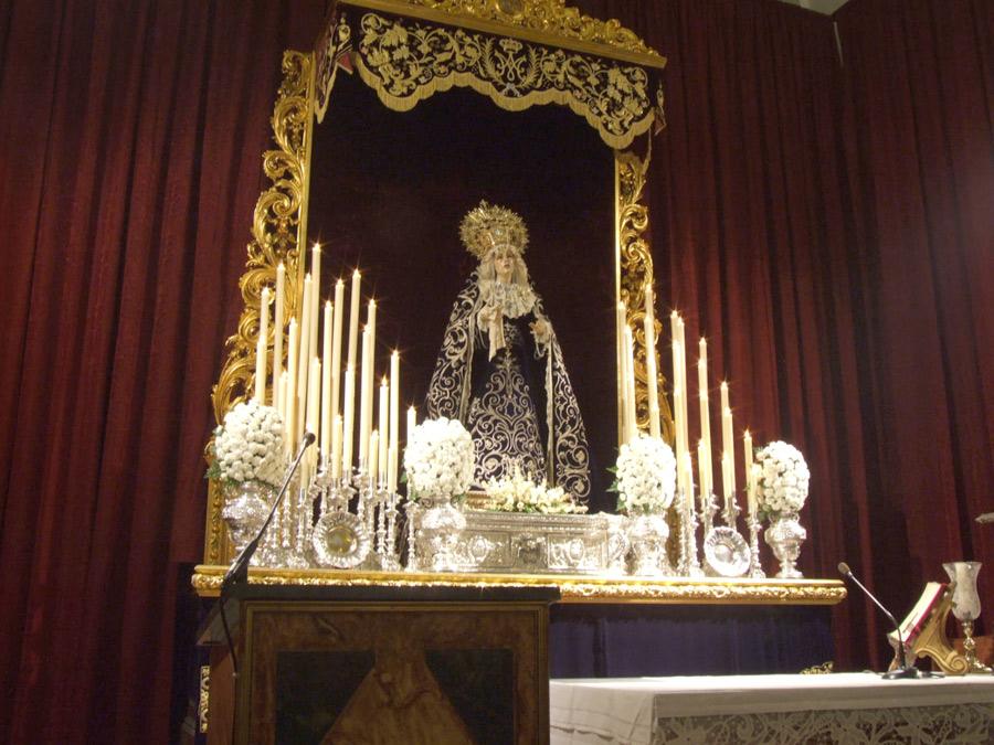 """Estimado hermano/a: Pasados los cultos en honor de Nuestra Señora de los Dolores, iniciamos el """"tiempo ordinario"""" con la Eucaristía […]"""