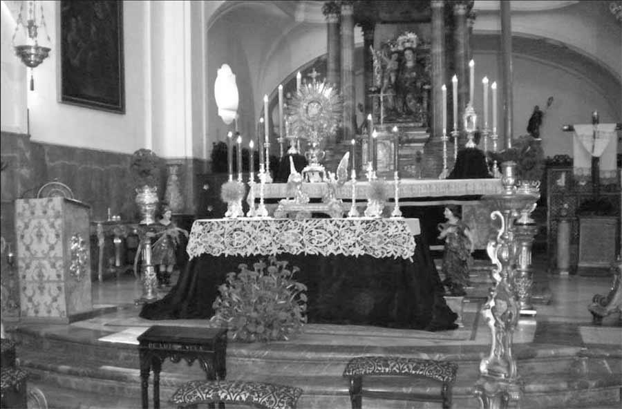El próximo viernes día 3 de Febrero, D.m., en la Parroquia de Santa Cruz, a las 20´00, Eucaristía y Ejercicio […]