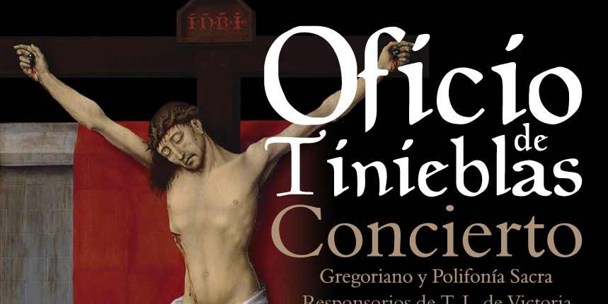 Con el patrocinio de la Hermandad de Sta. Cruz, dentro de las actividades preliminares a la Semana Santa, la Schola Cantorum In Coena Domini