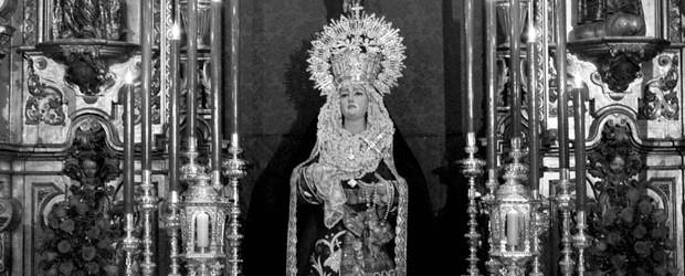 Función Solemne a Santa Maria de la Antigua el día 20 de Noviembre, de este año de gracia de 2012.