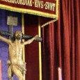 Solemne Quinario Stmo Cristo de las Misericordias y su Santsima Madre Santa Maras de la Antigua los das 26 de febrero al 2 de Marzo de este ao de Gracia de 2013