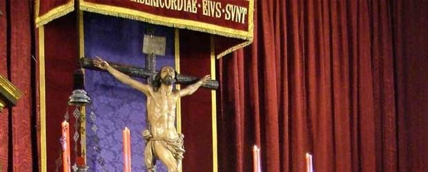 Solemne Quinario Stmo Cristo de las Misericordias y su Santísima Madre Santa Marías de la Antigua los días 26 de febrero al 2 de Marzo de este año de Gracia de 2013