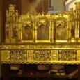 Hay pasos que llevan a Dios en los canastos, como el de las Misericordias de Santa Cruz.