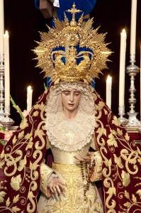 Nuestra Señora de los Dolores Coronada