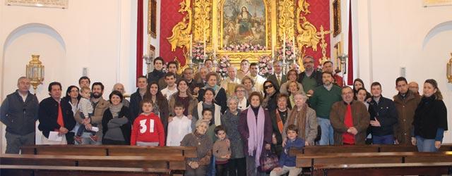 Retiro de cuaresma 2014 Hermandad de Santa Cruz
