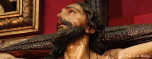 Solemne Quinario Stmo Cristo de las Misericordias y su Santísima Madre Santa María de la Antigua