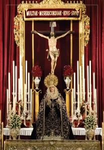 Solemne Triduo a Nuestra Señora de los Dolores. Foto: Javier Rizo