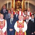 El pasado viernes 14 de noviembre, durante el ofertorio de la misa tuvo lugar el juramento y toma de posesión de la nueva Junta de Gobierno de nuestra Hermandad, encabezada por Juan Jiménez Gómez como Hermano Mayor.