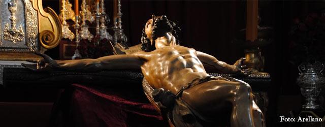 El próximo viernes día 23 de febrero, a las 20,30 horas, y desde la Parroquia de Santa Cruz, solemne y devoto ejercicio del VÍA CRUCIS presidido por la venerada imagen del SANTÍSIMO CRISTO DE LAS MISERICORDIAS.