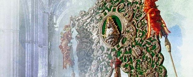 El próximo miércoles día 29 a las 21, 45 horas, la Hermandad de Santa Cruz recibirá al Simpecado Bendito de Nuestra Señora del Rocío de la Hermandad de Sevilla.