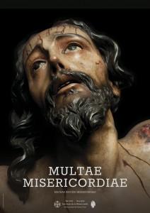 Cartel Año Santo de la MIsericordia Hermandad de Santa Cruz. Autor: Javier Rizo Gallart