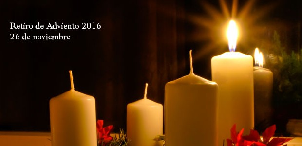 El próximo día 26 de Noviembre D. m. celebraremos el retiro de Adviento, que nos ayuda a vivir esta época del año litúrgico cercana a la Navidad. Junto a nuestro director espiritual D. Pedro Ybarra nos acompañará nuestro hermano Reverendo D. Pedro Rodríguez Molina.