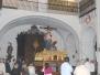 Traslado Cristo a su paso