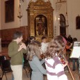 """El próximo viernes 13 se celebrará un año más el concierto de Navidad, a las 20:45; dicho concierto será ofrecido por los alumnos del Conservatorio de Música Elemental de Triana.  ORQUESTA DE ALUMNOS DEL CONSERVATORIO ELEMENTAL DE MÚSICA """"TRIANA"""""""