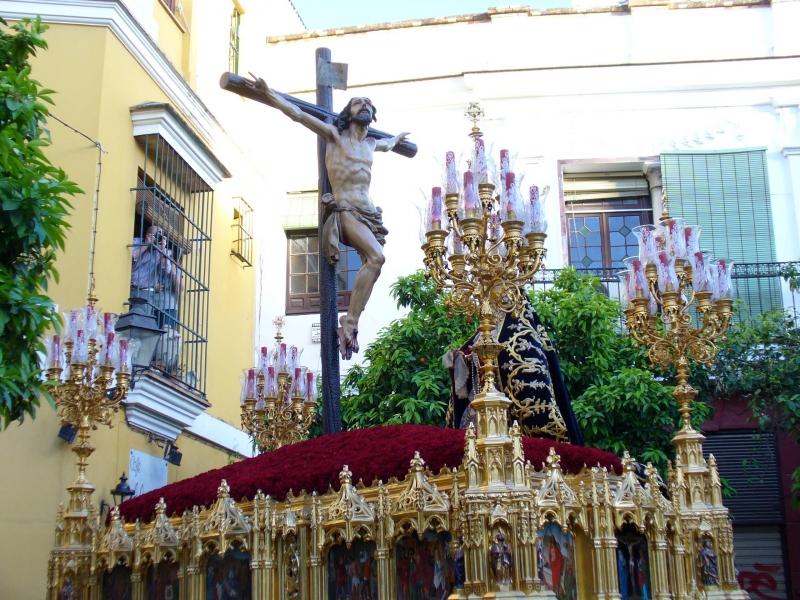 El próximo viernes día 27 de mayo, sobre las 21'30 horas, D.m., procederemos al traslado del paso del Santísimo Cristo […]
