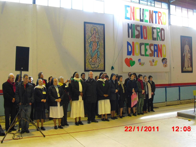 Este miércoles 4 de mayo de 2011 a las 12:30 horas, se ha bendecido la renovada sede de la Delegación […]