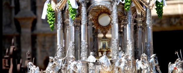 Procesión Solemne que con motivo de la próxima Solemnidad del Santísimo Corpus Christi celebrará (D.m.) el próximo jueves día 26 […]