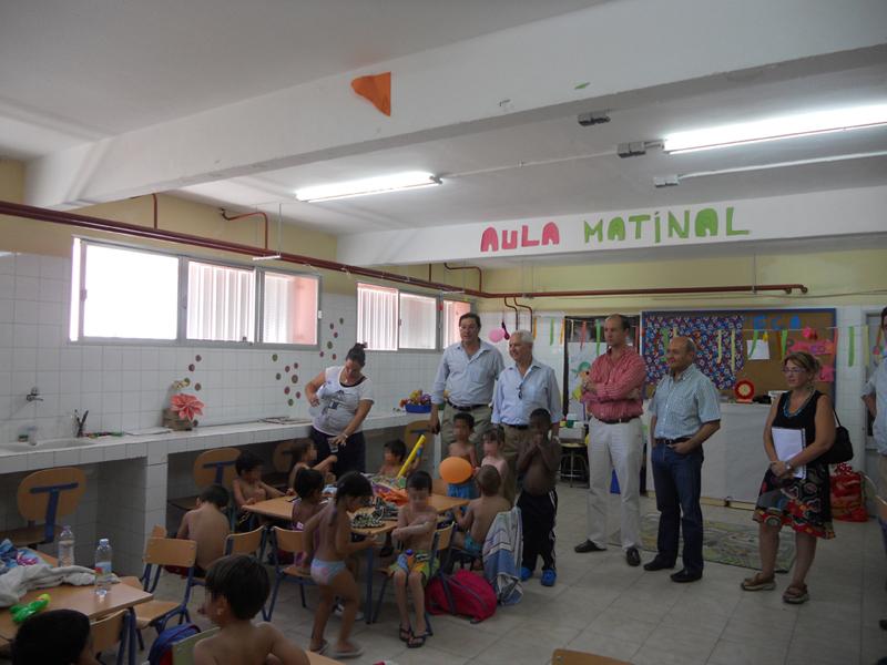 La escuela dio comienzo el día 4 de Julio de 2011, a las 08:00h de la mañana, y tuvo su […]