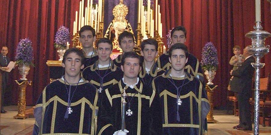 Las hermandades del Martes Santo celebrarán un encuentro de jóvenes a finales del mes de septiembre, el lugar será la Hermandad de los Estudiantes.