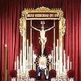 """""""Horario de cultos . Desde el pasado martes 17 de Septiembre, la Hermandad celebrará, D.m., Misa de Hermandad todos los martes a las 20´00 horas, en nuestra Parroquia de Santa Cruz."""