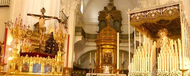 El próximomartes Santo, día 26 de Marzo, la Hermandad de Santa Cruz realizará, Dios mediante, la Estación de Penitencia a […]
