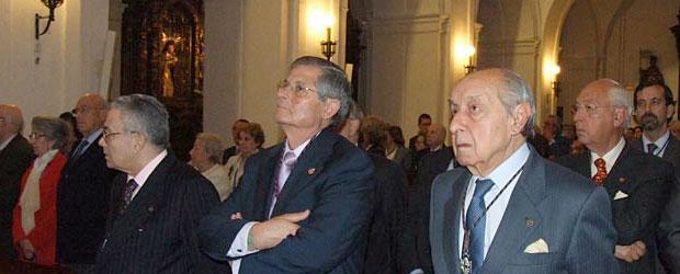 Jueves 9, a las 21'00, Misa en sufragio por el alma de nuestro hermano Umberto Pappalardo Di Giaimo. Iglesia de […]