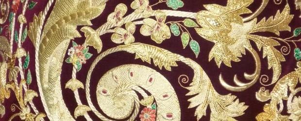 Ntra Sra de los Dolores estrenará en el besamanos de este año una saya bordada en oro, inspirada en el […]