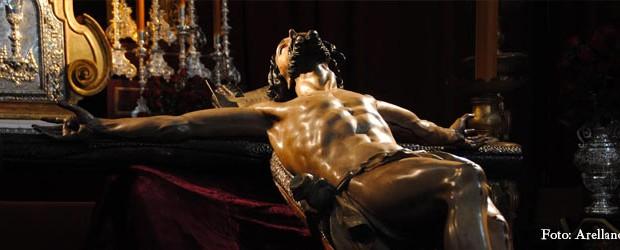 El próximo viernes día 19 de Febrero, a las 20,00 horas, y desde la Parroquia de Santa Cruz, solemne y devoto ejercicio del VÍA CRUCIS presidido por la venerada imagen del SANTÍSIMO CRISTO DE LAS MISERICORDIAS.