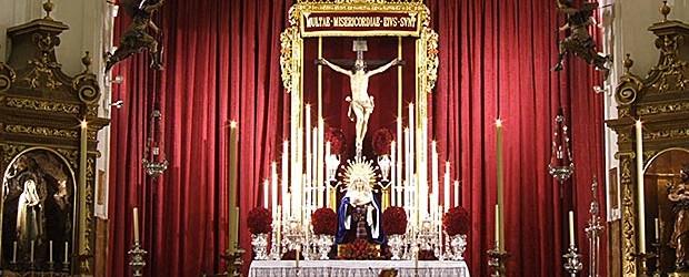 Viernes 6 de marzo a las 18:00h en la Parroquia de Santa Cruz a los pies de Nuestro Cristo Retiro de Cuaresma