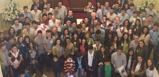 Las hermandades del Martes Santo celebrarán su segundo encuentro de jóvenes el próximo 11 de Diciembre a las 11 de la mañana, el lugar será la parroquia de San Esteban.